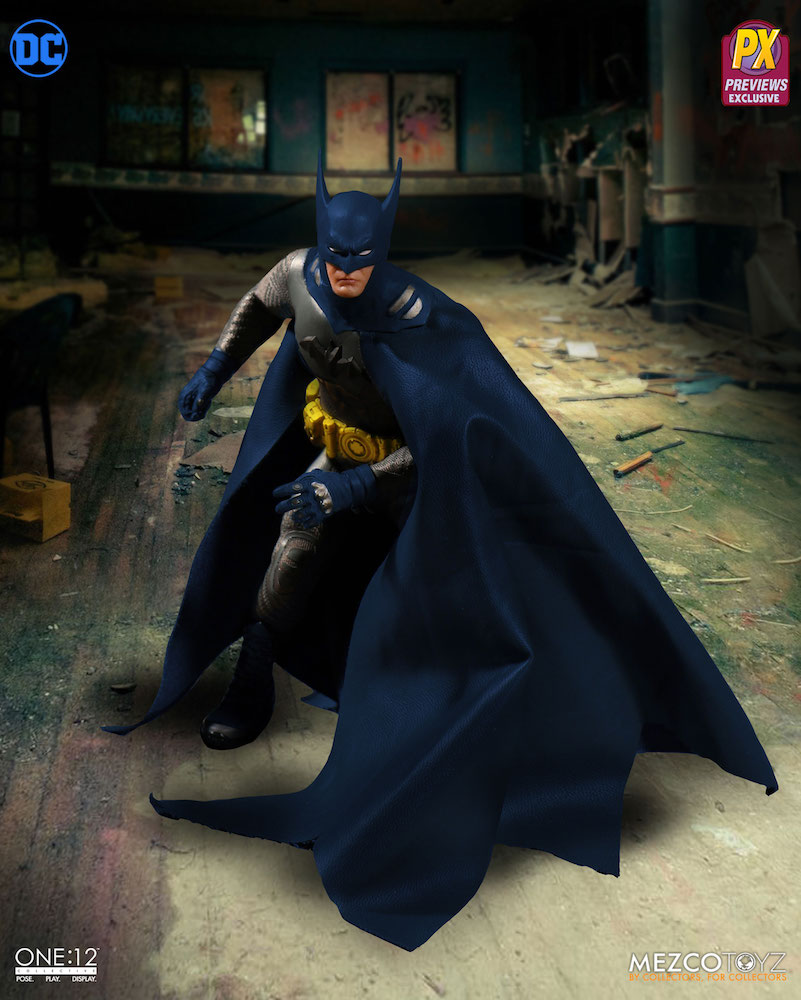 Batman Ascending Knight Figure dc comics news