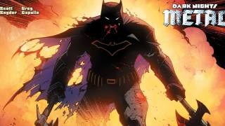 Dark Nights Metal Commercial dc comics news