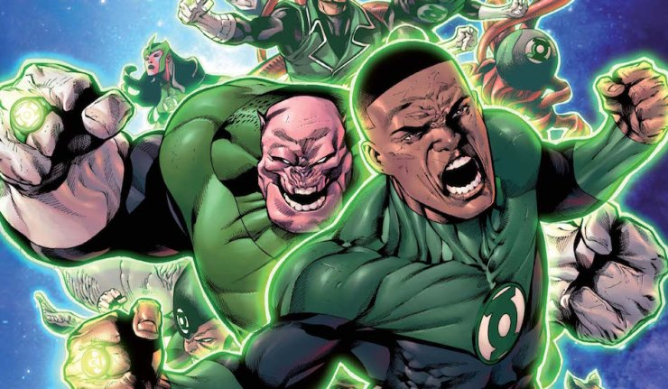 80a26a3c10bfb1 Rumors have been swirling about the Green Lantern Corps movie for awhile  now with no confirmations regarding a director or castings.