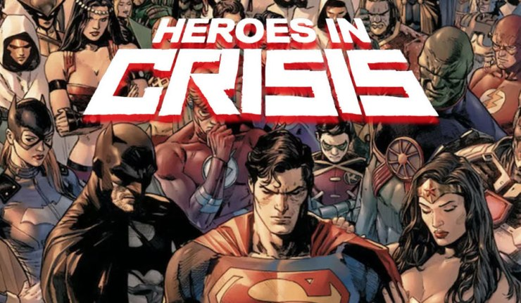 Heroes in Crisis - DC Comics News