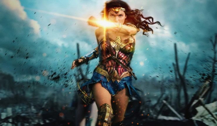 Wonder Woman 5K 10K dc comics news