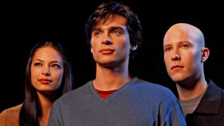Smallville Kristin Kreuk dc comics news