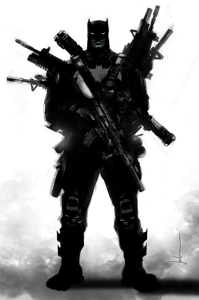 Artillery Batman