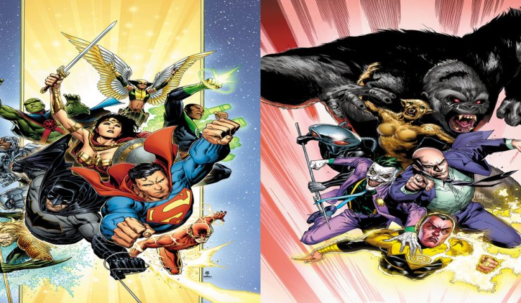 Scott Snyder Justice League dc comics news