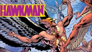 Hawkman 3 - DC Comics News