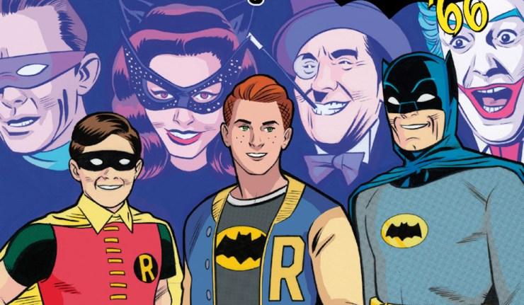 Robin-Archie-Batman-Riddler-Catwoman-Penguin-Joker