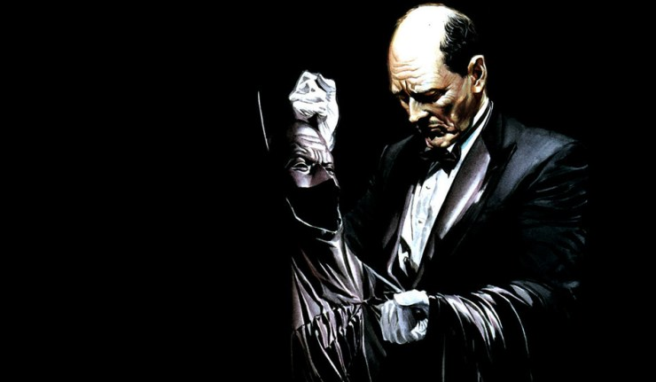Alfred TV Series Pennyworth dc comics news