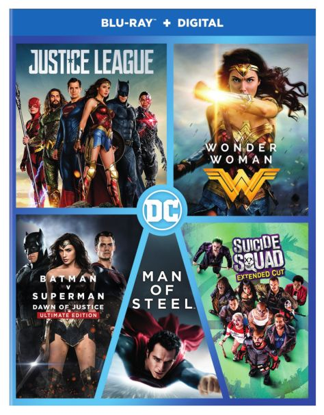 5 DC Films - DC Comics News