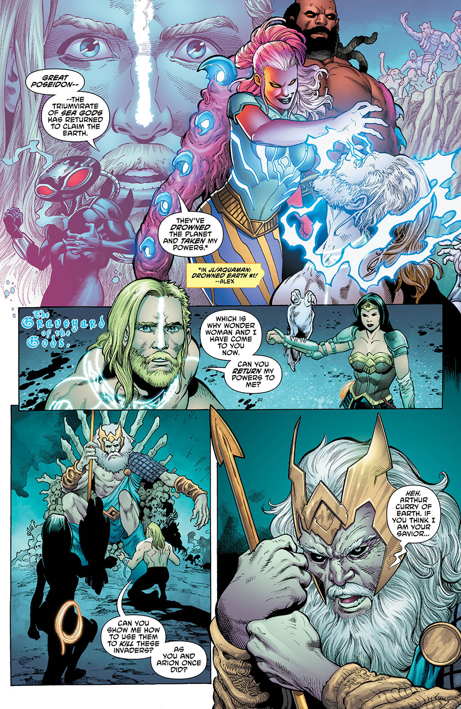 Aquaman 42-1 - DC Comics News