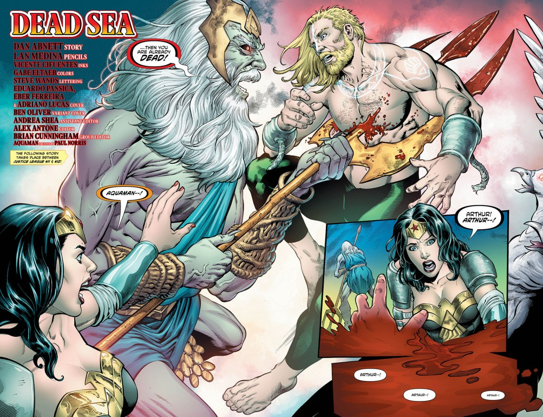Aquaman 42-2-3 - DC Comics News