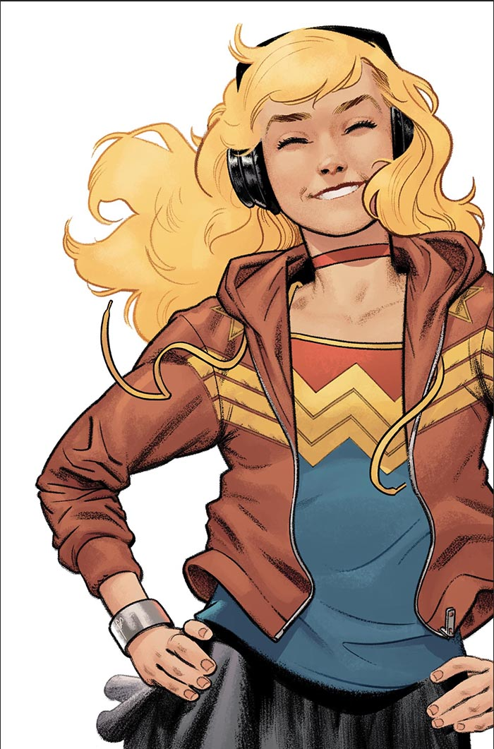 Young Justice variant dc comics news