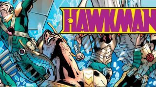 Hawkman 7 - DC Comics News