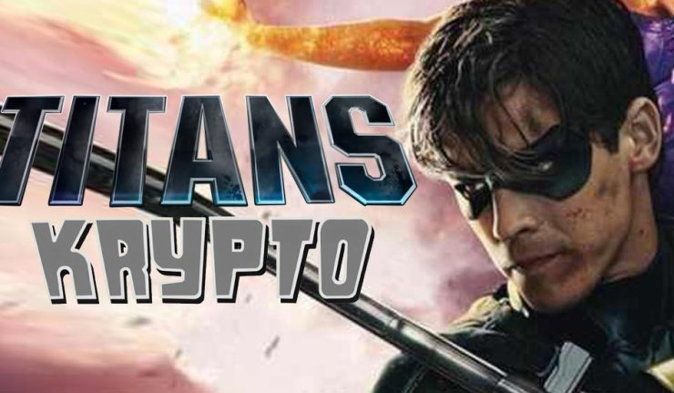 Titans Krypto - DC Comics News