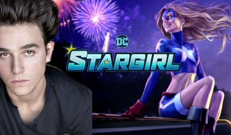 Stargirl- Gellman - DC Comics News