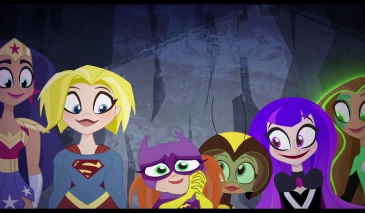 super hero girls dc comics news