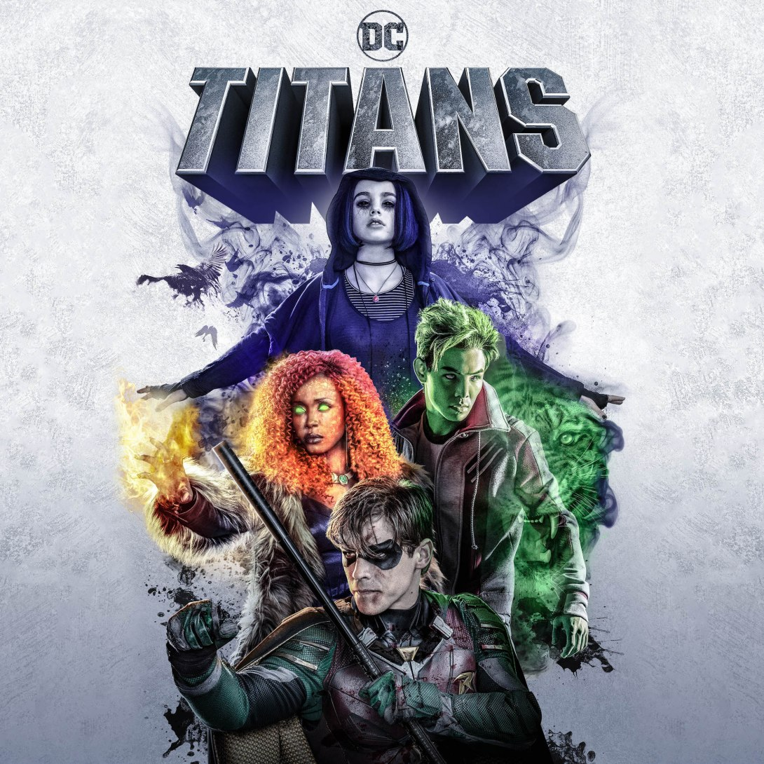 titans series dc comics news