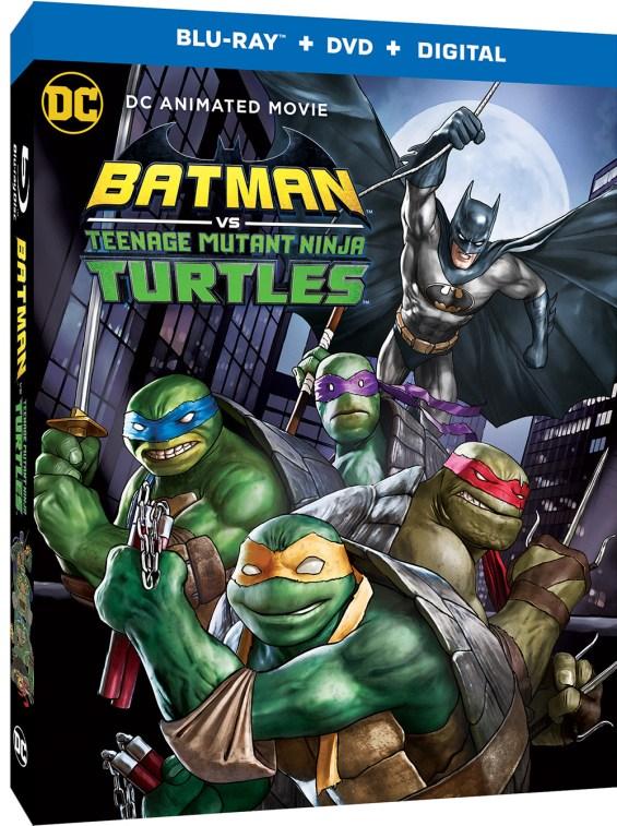 BatmanvTMNT - DC Comics News