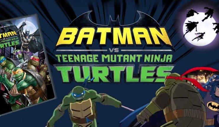Batman TMNT - DC Comics News