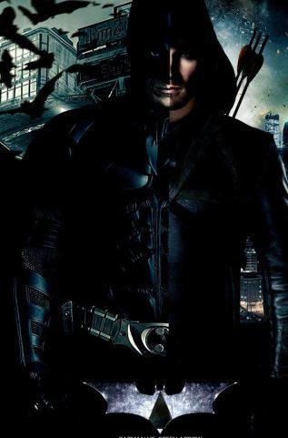 batman arrow dc comics news