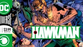 Hawkman 11 - DC Comics News