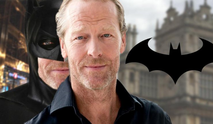 Iain Glen - Batman - DC Comics News