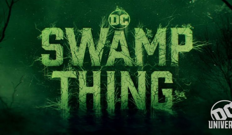 swamp thing, series, dc universe
