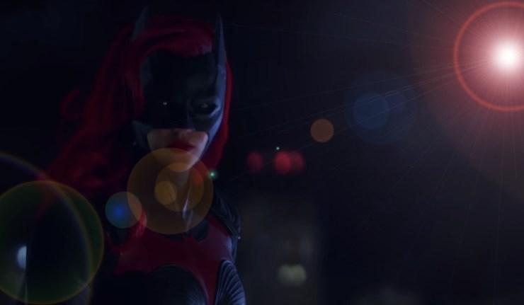Batwoman, Kate Kane, series