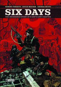 Six Days Cover