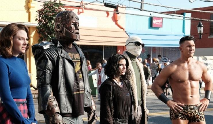 Doom Patrol 1x14