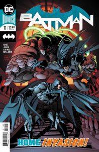 Batman #71 cover