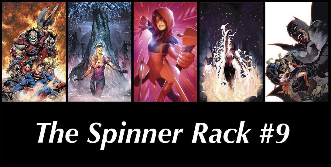 Spinner Rack #9