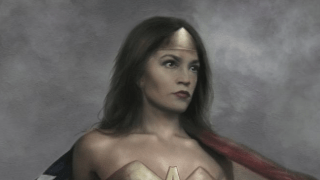 AOC Wonder Woman