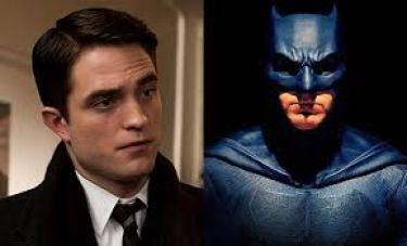 Robert Pattinson is now Batman
