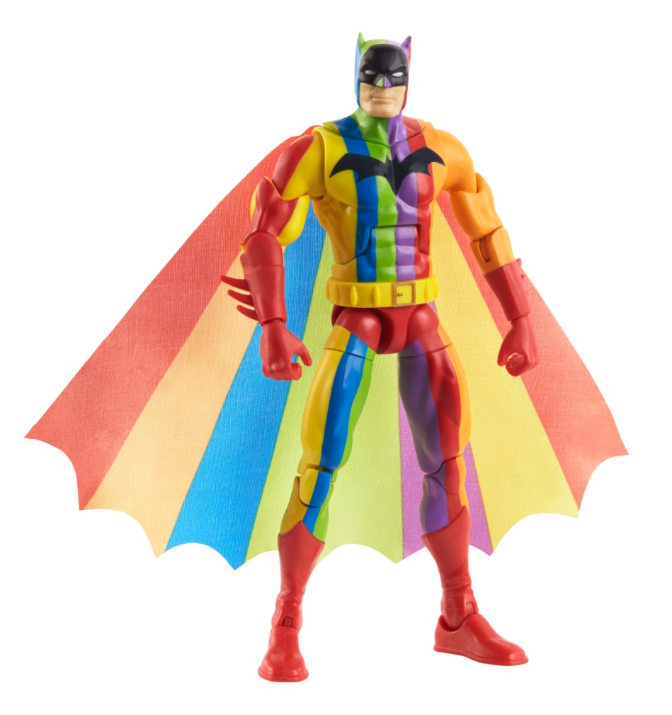 Rainbow Batman SDCC Exclusive