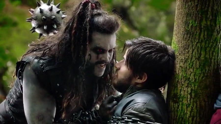 Lobo and Seg-El