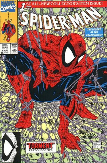 spidey cover