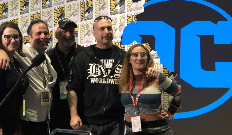 DC Nation SDCC DC Comics News