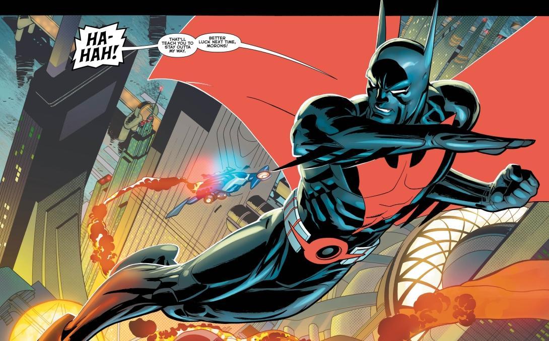 Batman Beyond #34