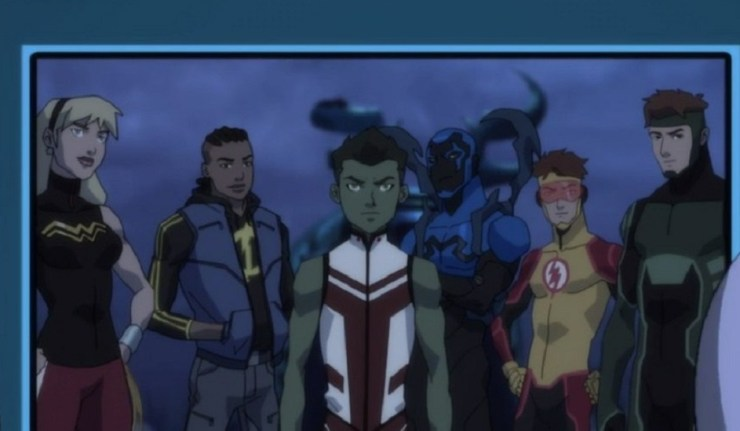 Young Justice: Outsiders 3x17