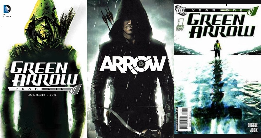 Andy Diggle wrote Green Arrow: Year One