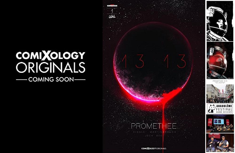 Andy Diggle ComiXology Original
