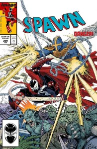Spawn 299 cover