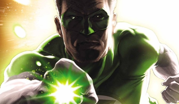 Review: The Green Lantern #10 - DC Comics News