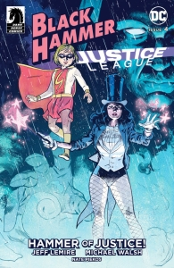 Hammer of Justice #4