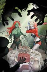 Harley Quinn and Poison Ivy #3 Cover