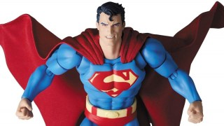 New Superman Hush Figure