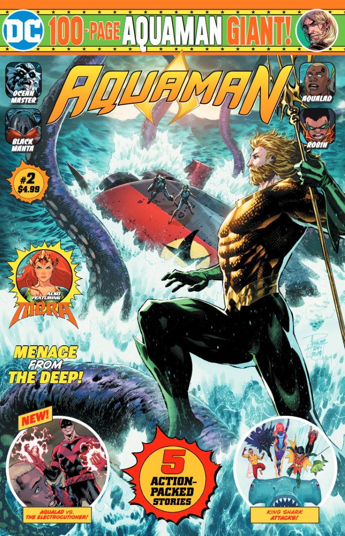 Aquaman Giant