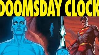Doomsday Clock 12 Finale