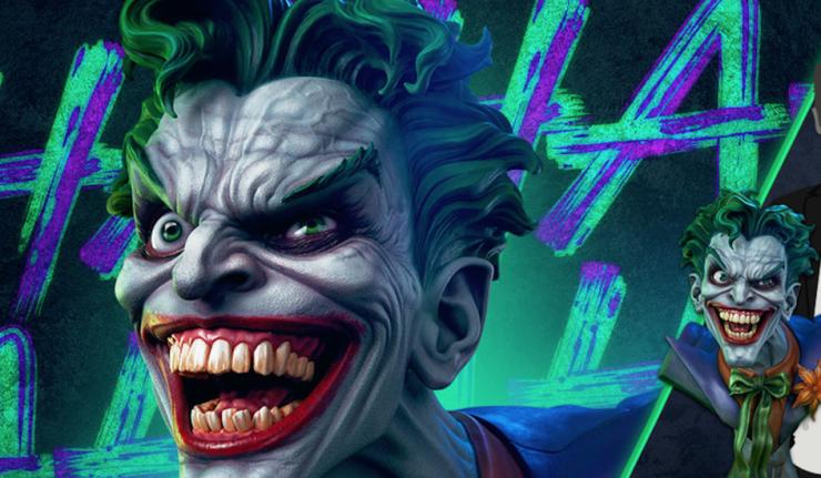 Sideshow Joker