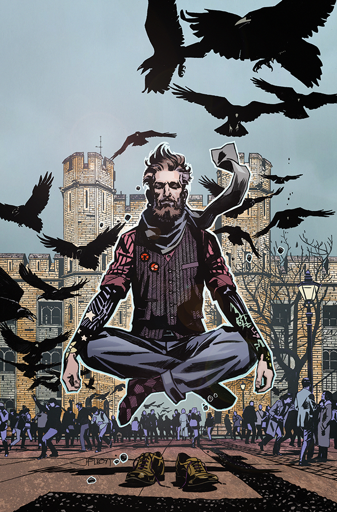 First Look: John Constantine: Hellblazer #4